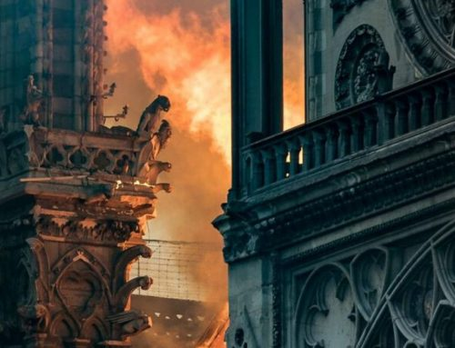 WHY DO WE CRY OVER NOTRE DAME?