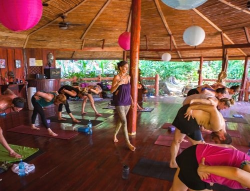 BEGINNER'S YOGA: TOP TIPS FOR STARTING OUT