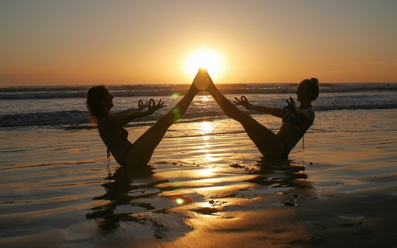 Private Yoga Retreat in Montezuma