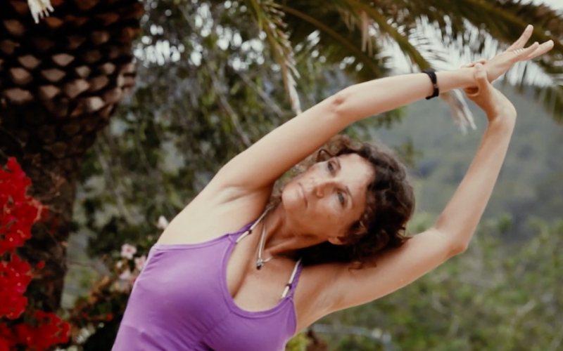 Open Your Shoulders Yoga Video